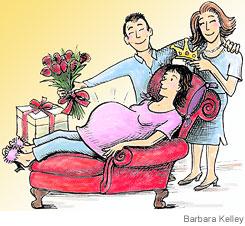 Surrogacy app