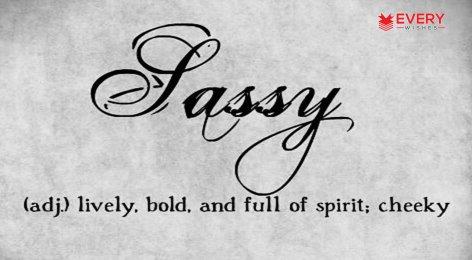 Sassy (1)