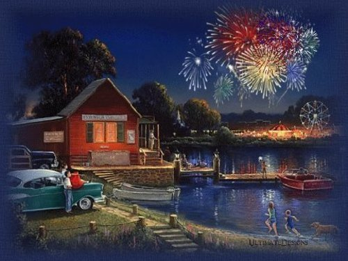 Fire_works_over_lake